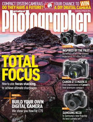 Amateur Photographer 29 March 2014