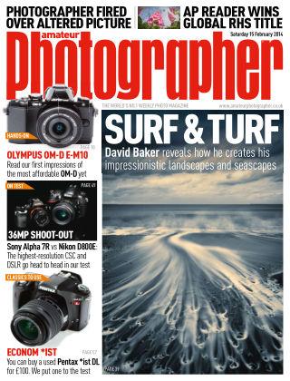 Amateur Photographer 15th February 2014
