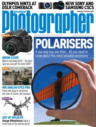 Amateur Photographer 1 February 2014