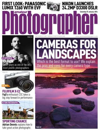 Amateur Photographer 25 January 2014