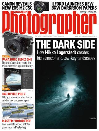 Amateur Photographer 4 January 2014