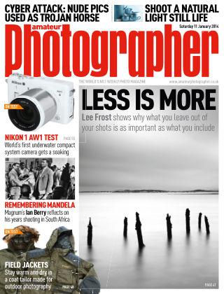 Amateur Photographer 11 January 2014