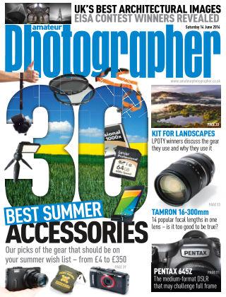 Amateur Photographer 14th June 2014