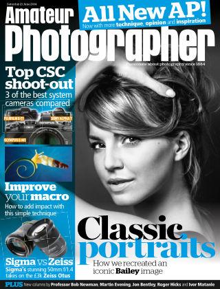 Amateur Photographer 21st June 2014