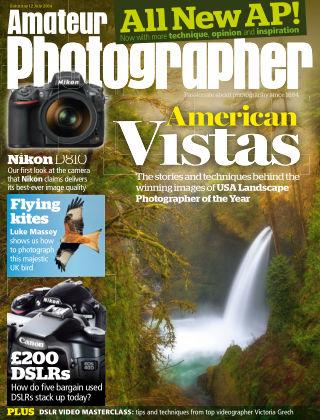 Amateur Photographer 12th July 2014