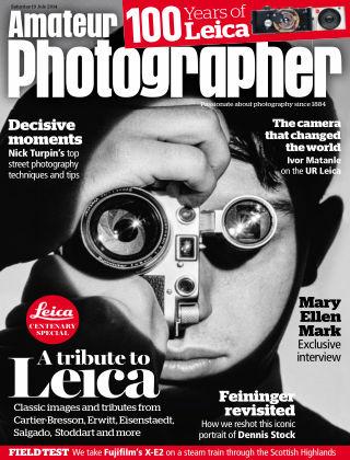 Amateur Photographer 19th July 2014