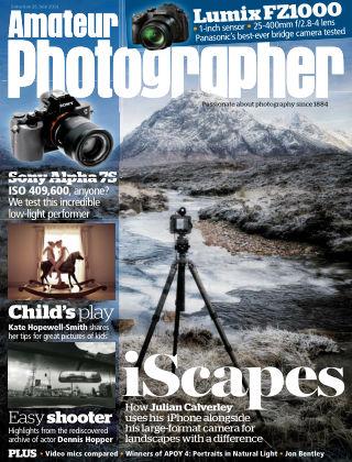 Amateur Photographer 26th July 2014