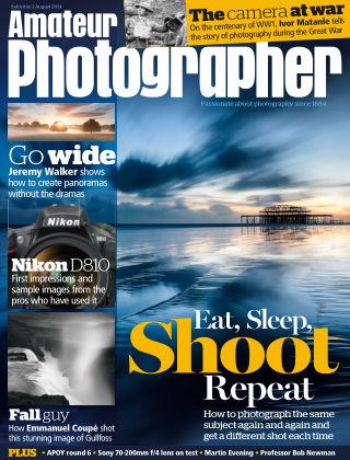 Amateur Photographer 2nd August 2014