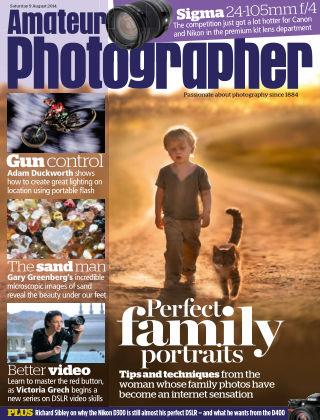 Amateur Photographer 9th August 2014