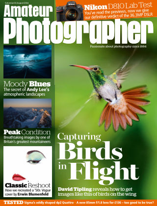 Amateur Photographer 16th August 2014