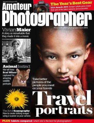 Amateur Photographer 23rd August 2014
