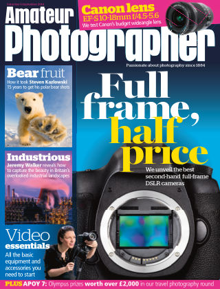 Amateur Photographer 6th September 2014