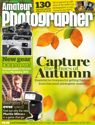 Amateur Photographer 18th October 2014