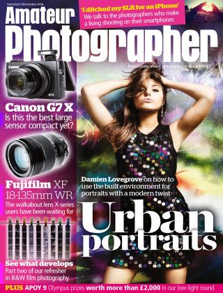 Amateur Photographer 1st November 2014