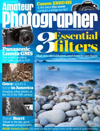 Amateur Photographer 15th November 2014