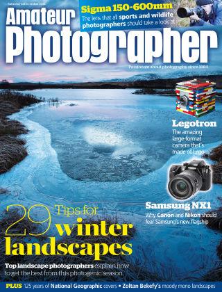 Amateur Photographer 13th December 2014