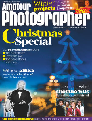 Amateur Photographer 20th December 2014