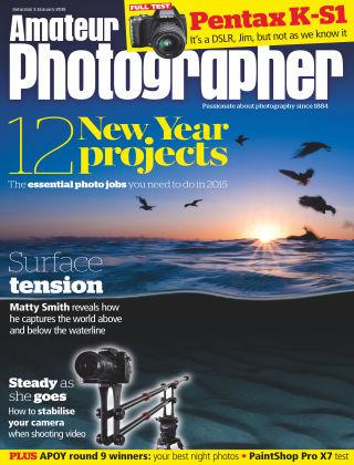 Amateur Photographer 3rd January 2015