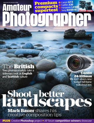 Amateur Photographer 10th January 2015