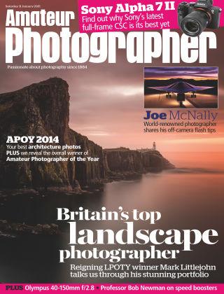 Amateur Photographer 31st January 2015