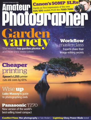 Amateur Photographer 21st February 2015