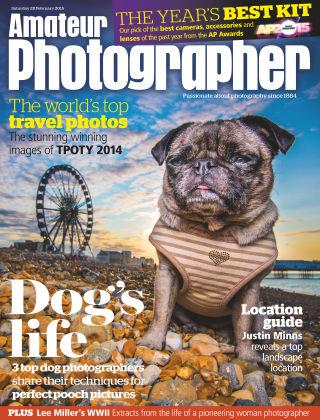 Amateur Photographer 28th February 2015
