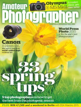 Amateur Photographer 21st March 2015