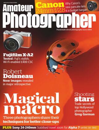 Amateur Photographer 18th April 2015
