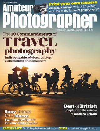 Amateur Photographer 13th June 2015