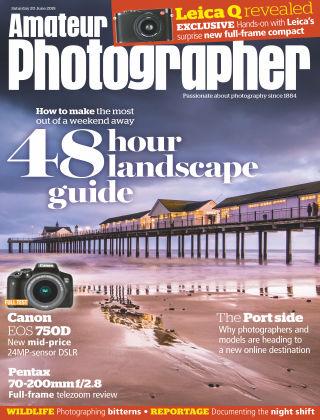 Amateur Photographer 20th June 2015