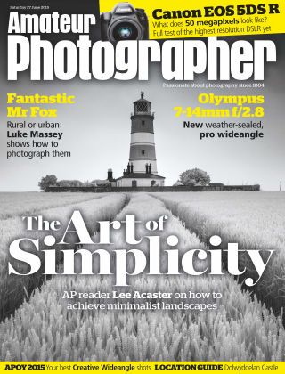Amateur Photographer 27th June 2015