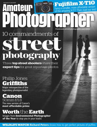 Amateur Photographer 11th July 2015