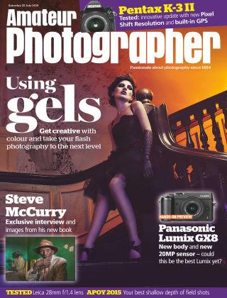 Amateur Photographer 25th July 2015