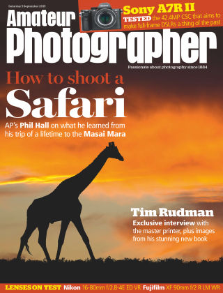 Amateur Photographer 5th September 2015