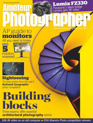 Amateur Photographer 12th September 2015