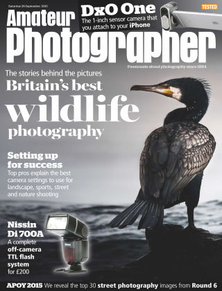 Amateur Photographer 26th September 2015