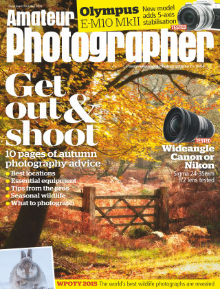 Amateur Photographer 17th October 2015