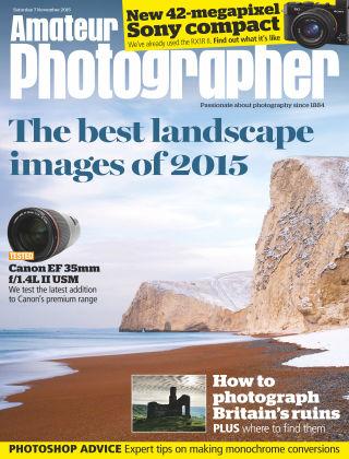 Amateur Photographer 7th November 2015