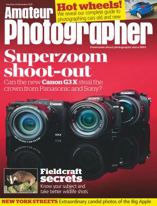 Amateur Photographer 14th November 2015