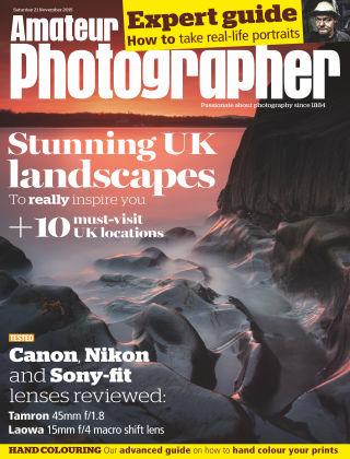 Amateur Photographer 21st November 2015