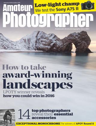Amateur Photographer 28th November 2015