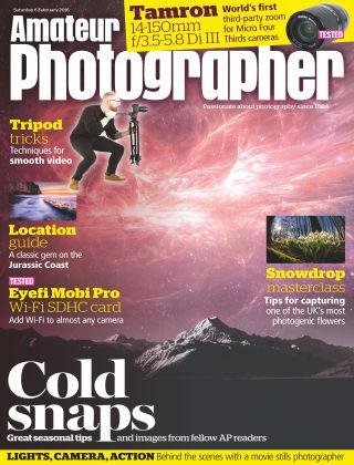 Amateur Photographer 6th February 2016