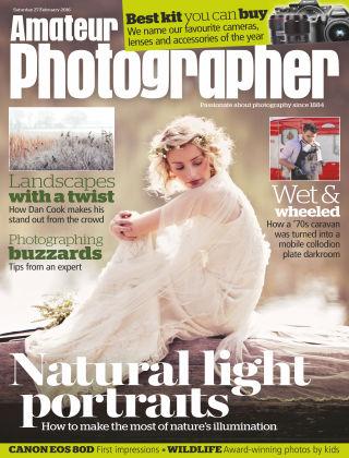Amateur Photographer 27th February 2016