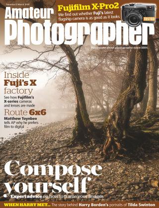 Amateur Photographer 12th March 2016