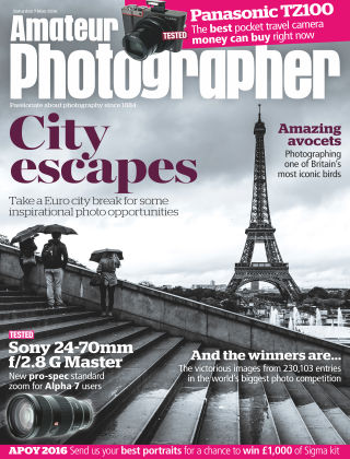 Amateur Photographer 7th May 2016