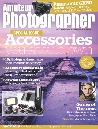 Amateur Photographer 28th May 2016