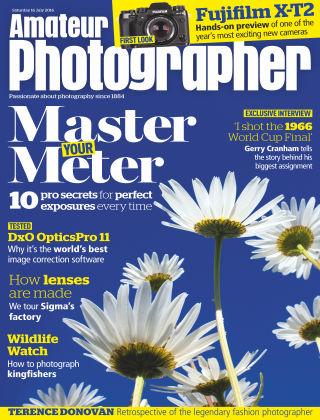 Amateur Photographer 16th July 2016