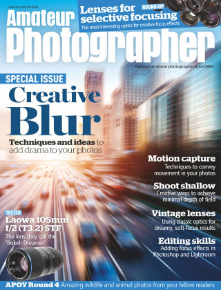 Amateur Photographer 30th July 2016