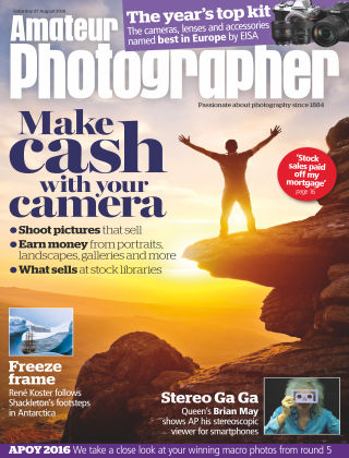 Amateur Photographer 27th August 2016