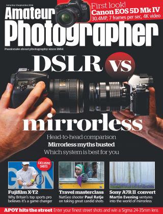 Amateur Photographer 3rd September 2016